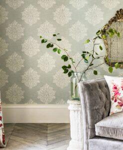 Laurie Wallpaper from Waterperry Wallpapers by Sanderson Home
