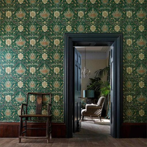 Montreal Wallpaper from the Archive IV collection by Morris & Co