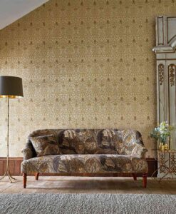 Snakeshead wallpaper from the Archives IV collection by Morris & Co