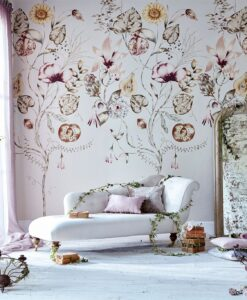 Quintessence Wallpaper from the Standing Ovation Collection by Harlequin