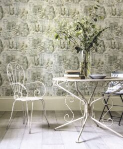 Waterperry Wallpaper from Sanderson Home