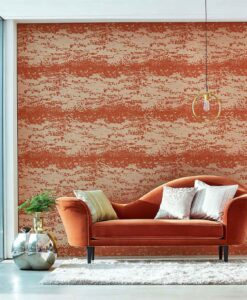 Eglomise Wallpaper from the Lucero Collection by Harlequin