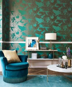Extravagence wallpaper from the Lucero Collection by Harlequin