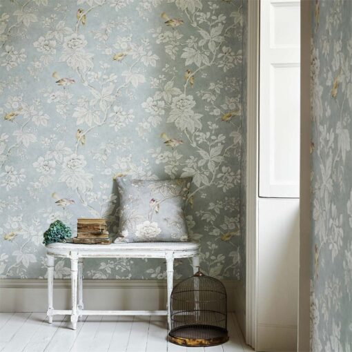 Chiswick Grove wallpaper by Sanderson Home