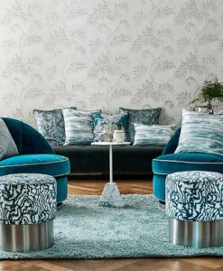 Lucero Wallpaper from the Lucero Collection by Harlequin