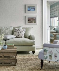 Spring Leaves Wallpaper from The Potting Room Collection by Harlequin