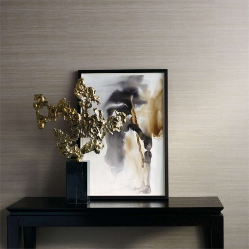 Raw Silk Wallpaper from the Oblique Collection by Zophany