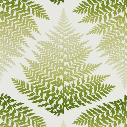 Filix Wallpaper from the Callista Collection by Harlequin Wallpaper Australia in Emerald & Forest