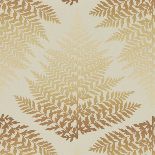 Filix Wallpaper from the Callista Collection by Harlequin Wallpaper Australia in Gold & Bronze