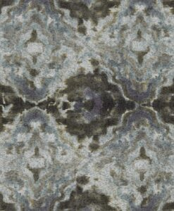 Envision Wallpaper from the Definition Collection by Anthology in Amethyst and Aquamarine