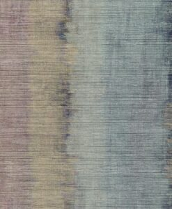 Lustre Wallpaper from the Definition Collection by Anthology in Amazonite and Rose