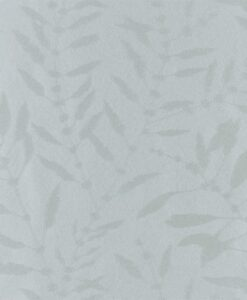 Chaconia Shimmer Wallpaper from the Anthozoa Collection in Slate