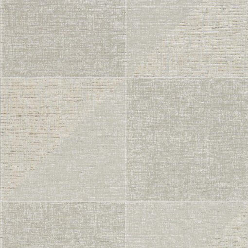 Metroplex Wallpaper from the Entity Collection in Taupe & Clay