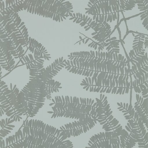 Extravagence wallpaper from the Lucero Collection by Harlequin in Powder Blue