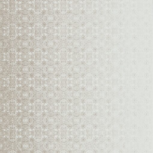 Eminence Wallpaper from the Lucero Collection by Harlequin in Rose Gold & Oyster