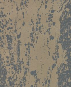 Eglomise Wallpaper from the Lucero Collection by Harlequin in Shadow & Champage
