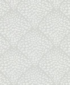 Charm wallpaper from the Lucero Collection by Harlequin in Mist
