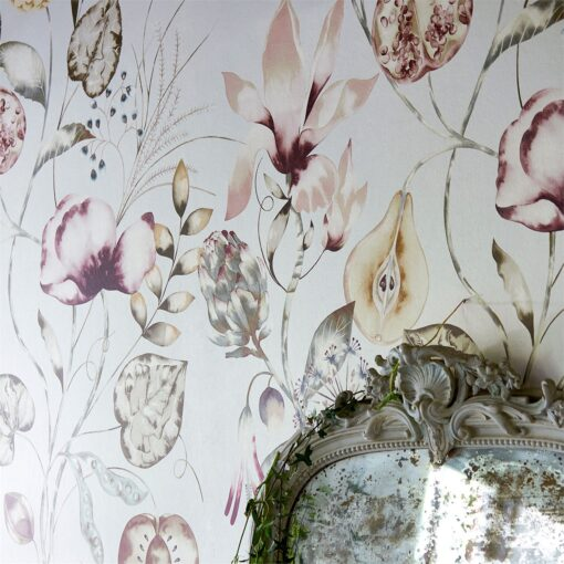 Quintessence Wallpaper from the Standing Ovation Collection by Harlequin Wallpaper