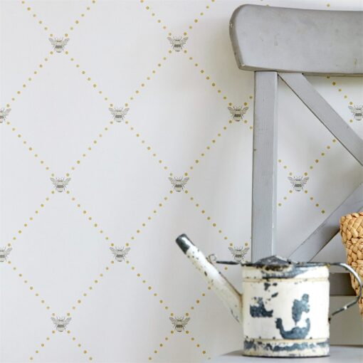 Nectar Wallpaper from The Potting Room Collection by Harlequin Wallpaper