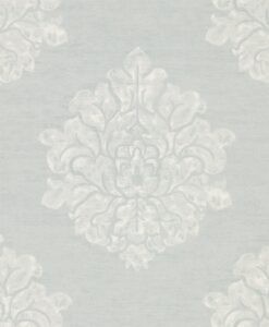 Laurie Wallpaper from Waterperry Wallpapers in Eggshell