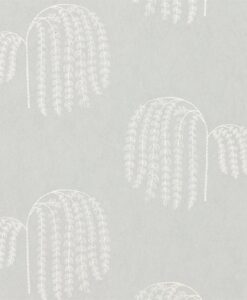 Bay Willow Wallpaper from Waterperry Wallpapers in Sage