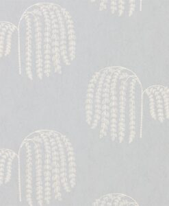 Bay Willow Wallpaper from Waterperry Wallpapers Dove
