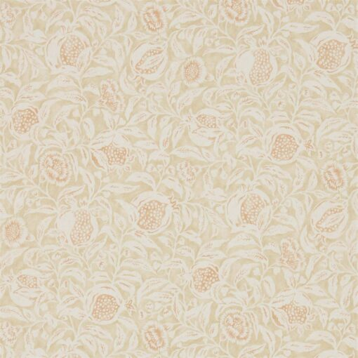 Annandale Wallpaper from the Chiswick Grove Collection by Sanderson Home in Amber & Sepia