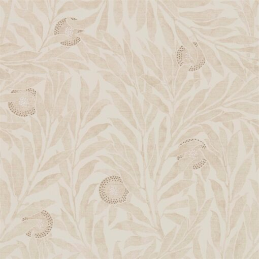 Orange Tree Wallpaper from the Chiswick Grove Collection by Sanderson Home in Oyster