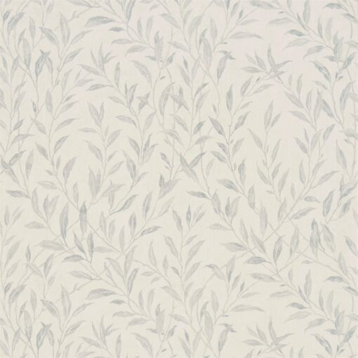 Osier Wallpaper from the Chiswick Grove collection by Sanderson Home in Dove and Chalk