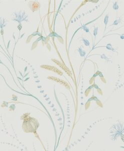 Summer Harvest by Sanderson in Cream and Sage
