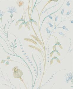 Summer Harvest by Sanderson in Cream and Sage