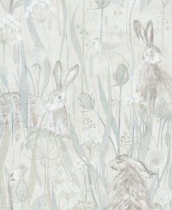 Dune Hares Wallpaper