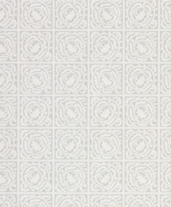 Pure Scroll wallpaper by Morris & Co. in lightish grey