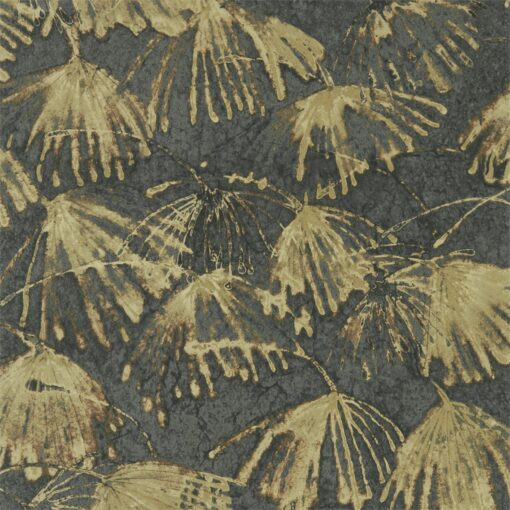 Iliad Wallpaper from the Kempshott Collection by Zophany in Burnished