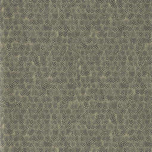 Guinea Wallpaper from the Kempshott Collection in Old Gold