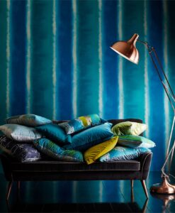 Harmonia Wallpaper from the Callista Collection by Harlequin Wallpaper Australia