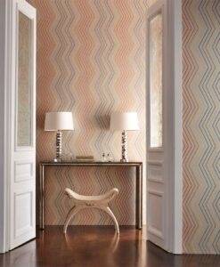 Tresillo Wallpaper by Harlequin