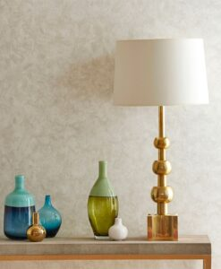 Yeso Wallpaper from the Tresilio Collection by Harlequin