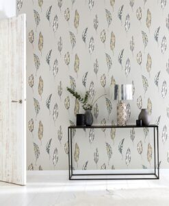 Kinina Wallpaper from the Anthozoa Collection by Harlequin