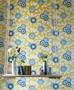 Eden wallpaper from the Jardin Boheme Collction by Harlequin
