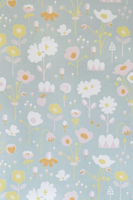 Bloom by Majvillan in Grey 121-01 C