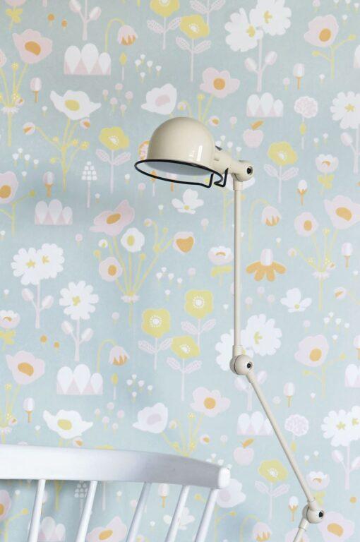 Bloom by Majvillan in Grey 121-01 E