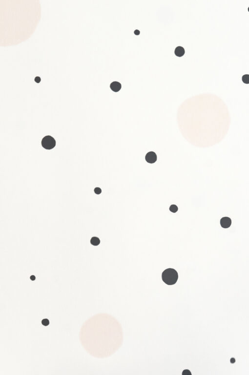 Confetti Wallpaper by Majvillan in Black 117-03 C