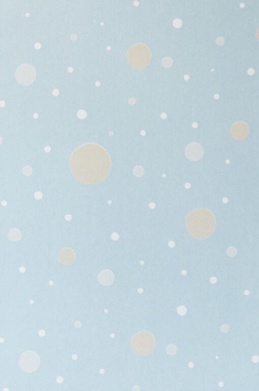 Confetti Wallpaper by Majvillan in Blue 117-05 E