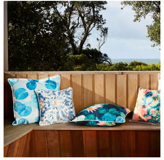 Cosy cushions to brighten your home office