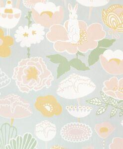 Little Light Wallpaper by Majvillan in grey114-01
