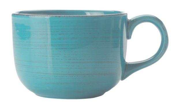 Portofino Jumbo Mug, Turquoise, 650ml from Zanui.com.au