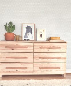 Viggo wallpaper by Majvillan in grey 122-01 A