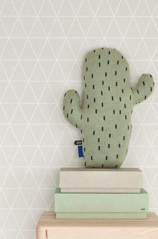Viggo wallpaper by Majvillan in grey 122-01 D