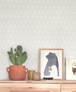 Viggo wallpaper by Majvillan in grey 122-01 E